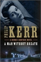 "A Man Without a Breath"" by Philip Kerr"