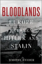 Bllodlands: Europe Between Hitler and Stalin, by Timothy Snyder.