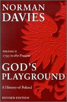 God's Playground - A History of Poland vol. 2