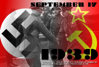 Soviet-Nazi Invasion of Poland: September 17, 1939