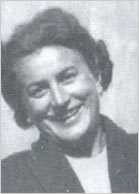 Maria Grzegorczyk - member of the Polish democratic underground WiN counterintelligence structures.
