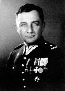 "Major Henryk Dobranski ""Hubal"", the first partisan commander of the World War II"