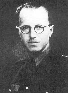 "Major Maciej Kalenkiewicz ""Kotwicz"" nicknamed by the NKVD, the""Besrukhii Major"" was one of the most distinguished officers in the ranks of the Polish Home Army"