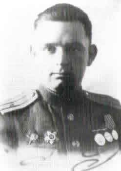 Vasily Gribko, Major of the NKVD, a Soviet in the County Office for Public Security in Bielsk Podlaski, was killed on 18th August 1945 by the 1 st Squadron of the 5th Vilnius Brigade