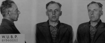 "Franciszek Dziegielewski, nom de guerre ""Wojtek"". Participant in the defence war campaign of 1939, soldier of the ZWZ-AK and after the Soviet entry, soldier of the ROAK. From summer 1946 in the NSZ [NZW]. Arrested on May 26, 1947, he was sentenced to death during an ad hoc ""court"" proceeding, and was murdered on August 18, 1947 in the city of Bydgoszcz."