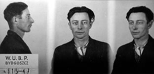 "Tadeusz Dekutowski, nom de guerre ""Cichy"". Participant in the defence war campaign of 1939, soldier of the ZWZ-AK, after the entry also soldier of the ROAK. He outed himself in September 1945. Member of the NSZ [NZW] from 1946. Arrested on May 24, 1947, he was sentenced to death and was murdered on August 18, 1947 in the city of Bydgoszcz."