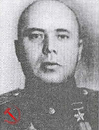 "Major Vassily Chernishev ""Platon"", Commanding Officer of the Soviet Partisan Units."