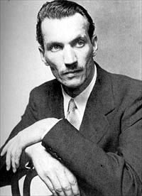 Jan Karski Reported to the Allies on atrocities commited by the Nazis
