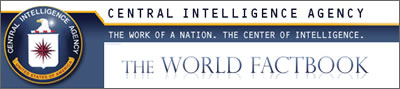 Central Intelligence Agency, The World Factbook